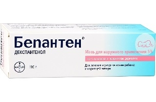 БЕПАНТЕН мазь 5% 100 г
