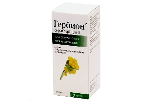 ГЕРБИОН Первоцвет сироп фл. 150 мл